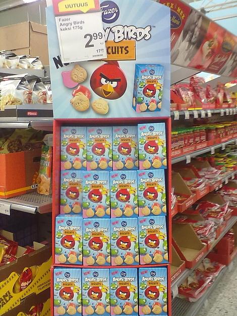 Fazer angry birds