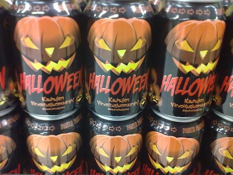 Halloween cola