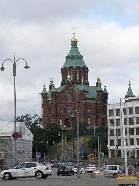 Kirkko kauppatori