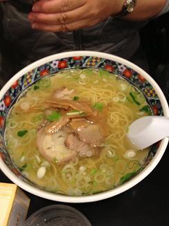 函館で食べたもの