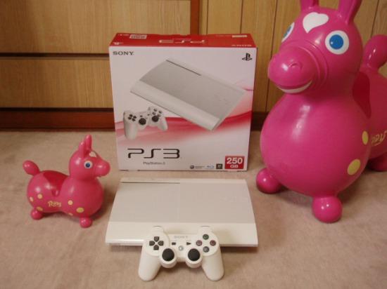 最新!!PS3!