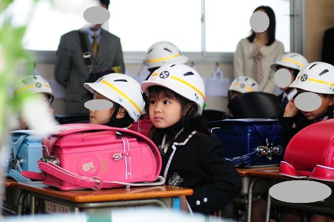 賀美小学校 入学式 0151