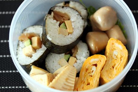 巻き寿司弁当5