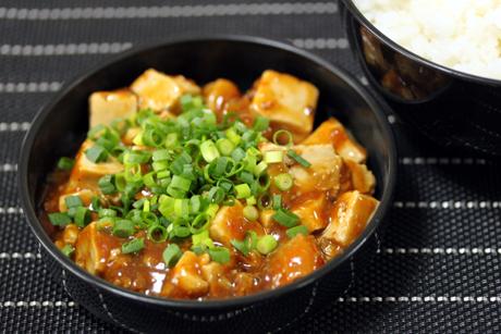 麻婆豆腐丼2