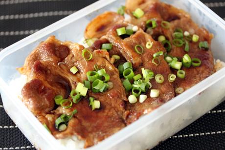 十勝豚丼弁当