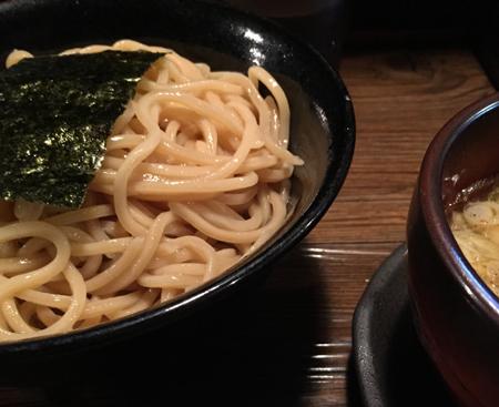 つぼやつけ麺