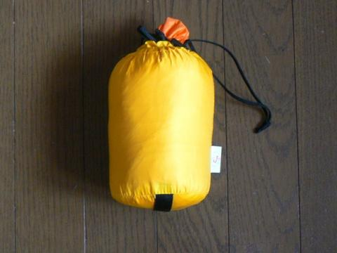 ツェルトプラスEm-Shelterの袋
