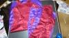 ブラックラグーンのシェンホアのチャイナ服の製作参考画像