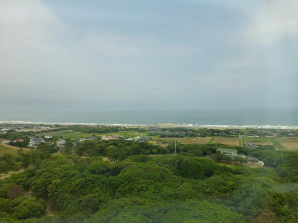 130630展望台からの鹿島灘