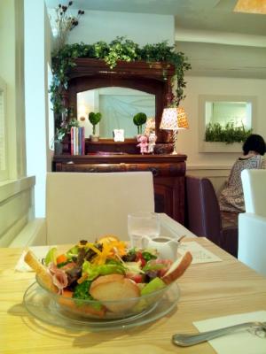 Cafe Amati 雰囲気