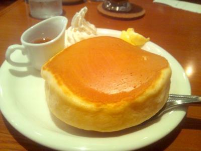 小野珈琲 ホットケーキ