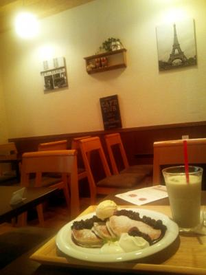 nagomi-NATULURE Organic Herb Tea Cafe 雰囲気