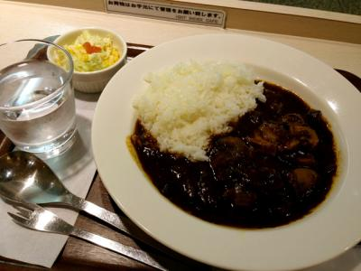 HINT INDEX CAFE 国産黒豚カレー