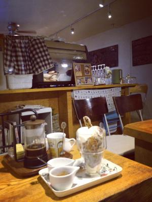 Cafe Sucre 雰囲気