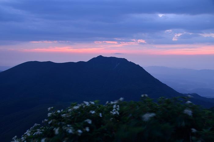 中岳 日の出前 (15)
