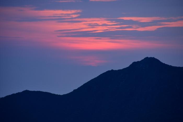 中岳 日の出前 (24)