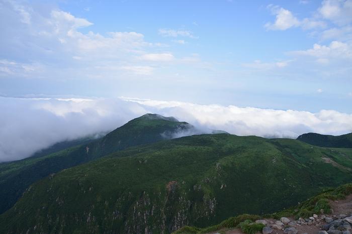 稲星山~久住山 (17)