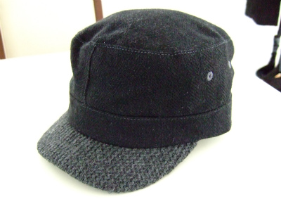 RAKUDA HAT ワークキャップ