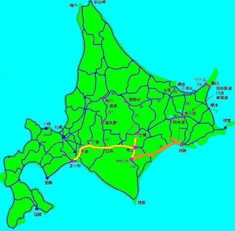 北海道地図3-4