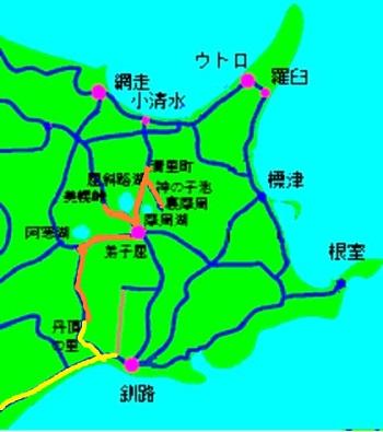 北海道地図3-6