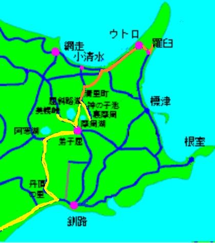 北海道地図3-6 (2)