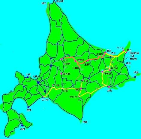 北海道地図3-3