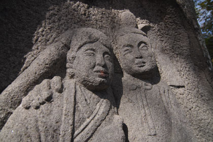 115道祖神