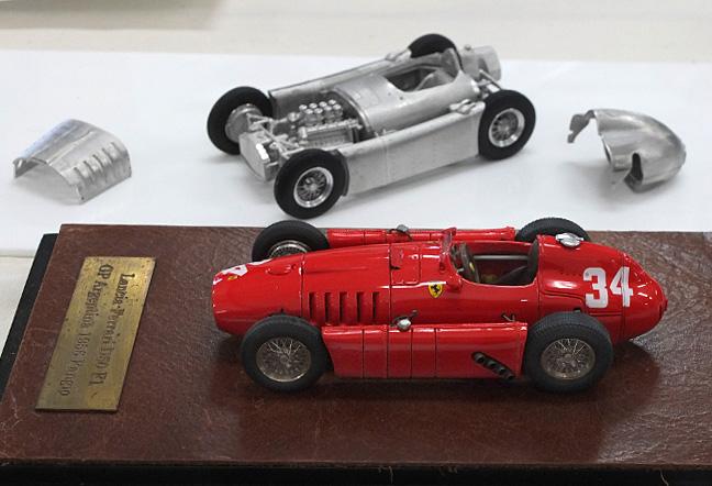 2683 ランチア-フェラーリ D50 F1 640×430