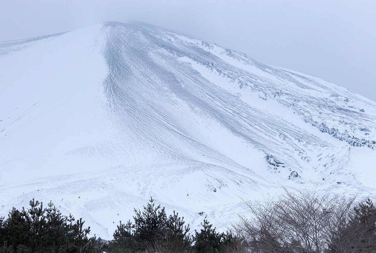 1975 浅間山全景 1280×860