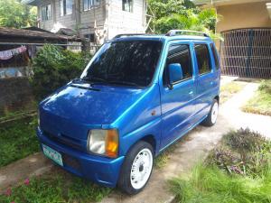 new ikaw-ako car in Bohol