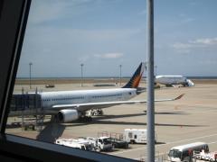 中部国際空港のPAL