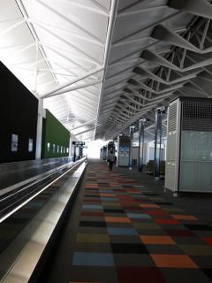 きれいな中部国際空港
