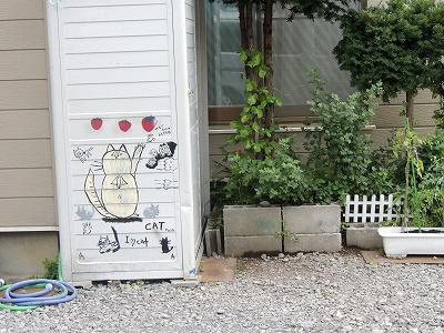 猫の絵ある家DSCN8962