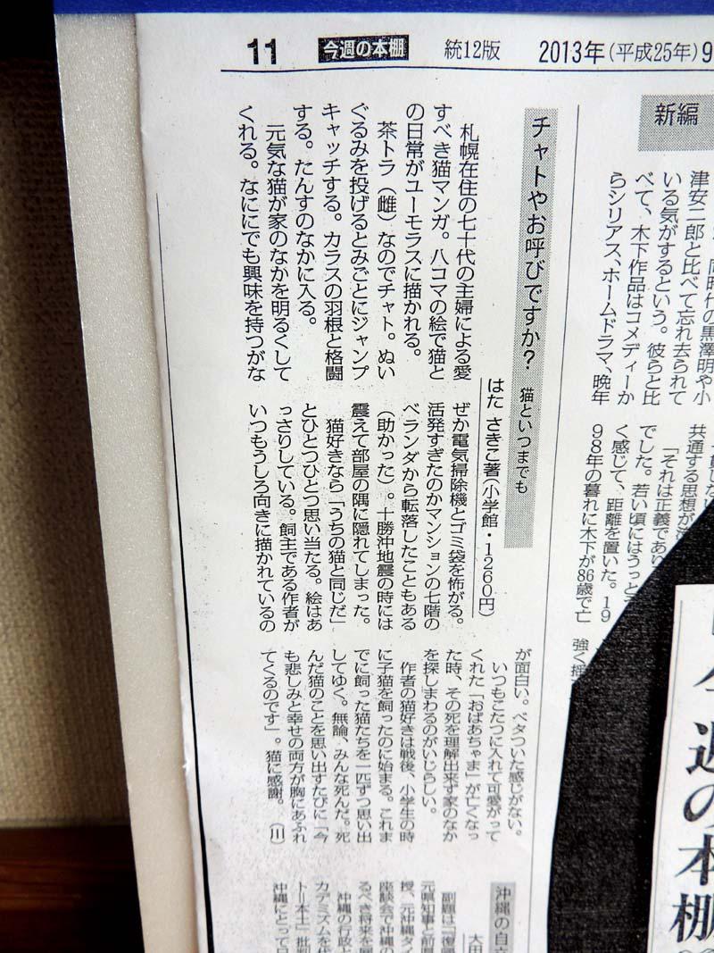 はたさきこ毎日新聞DSCN9118