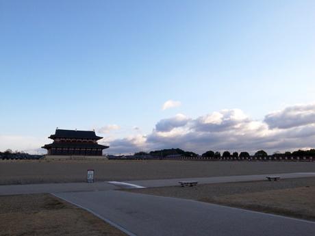 20110316平城京跡