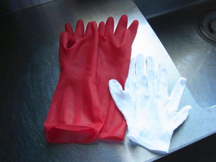 20130805ゴム手袋-1