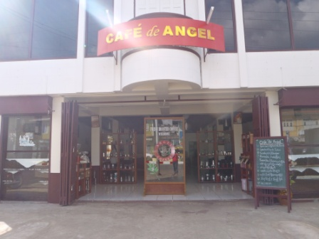 cafe de angel