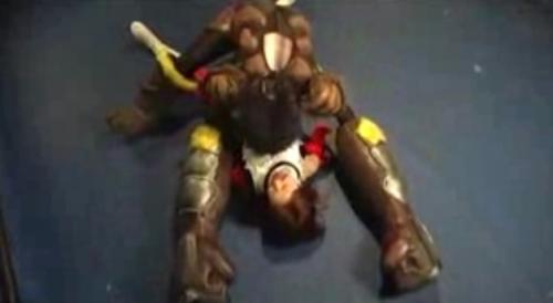 【無料動画】ヒロインバトル 宇宙戦隊スターレンジャー 6怪人と化した父に犯されるヒロインの最後の決断
