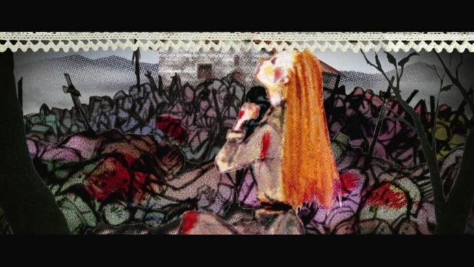 sm21410450 - 【MAD】 進撃の魔法少女 2nd 【魔法少女まどか☆マギカ×進撃の巨人OP2】.mp4_000012933
