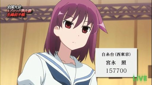 sm21453605 - 咲-Saki-阿知賀編 準決勝先鋒戦にプロの実況と解説を付けてみた#2.mp4_000115406