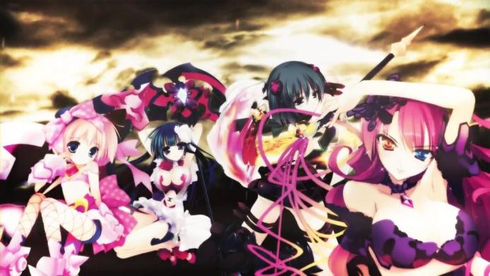 【PV】魔弾の王と戦姫 TVアニメ化記念 プロモーション映像.720p.mp4_000057066