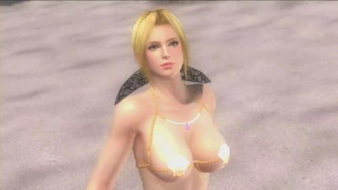 『DEAD OR ALIVE 5 Ultimate』 アルティメットセクシーコスチュームプレイ動画.720p.mp4_000015949
