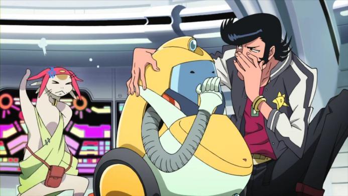 『スペース☆ダンディ』ティザーPV/『SPACE☆DANDY』Teaser.720p.mp4_000043585
