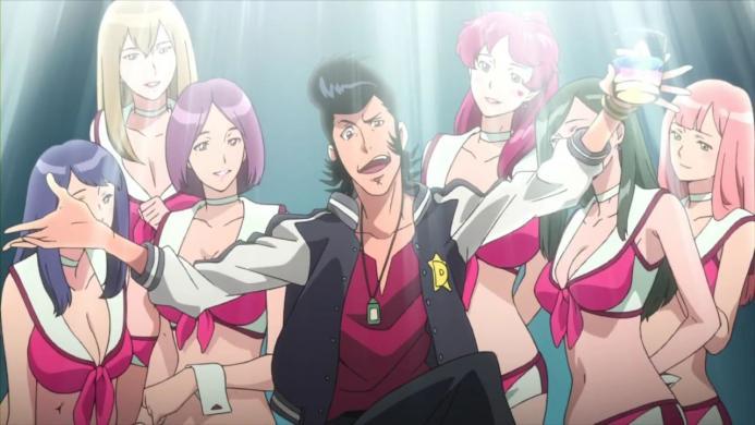 『スペース☆ダンディ』ティザーPV/『SPACE☆DANDY』Teaser.720p.mp4_000041541