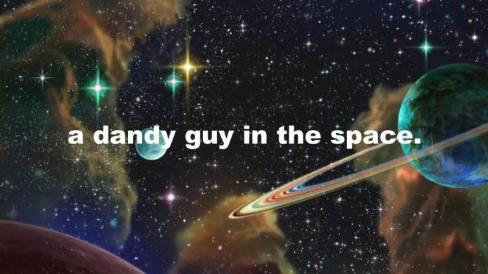 『スペース☆ダンディ』ティザーPV/『SPACE☆DANDY』Teaser.720p.mp4_000110527