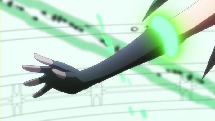 戦姫絶唱シンフォギアG 暁切歌 変身シーン BS11版.720p.mp4_000020520