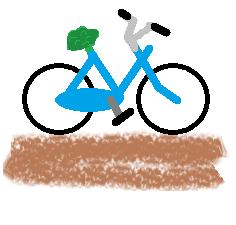 ベジタブル自転車