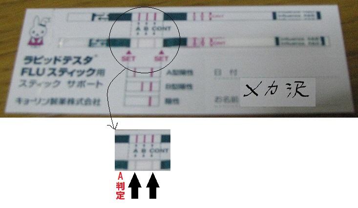 IMG_2822インフル判定キッド
