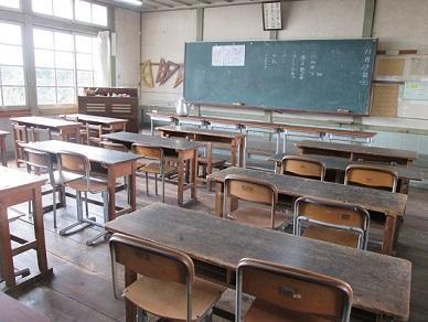 旧遷喬尋常 小学校9