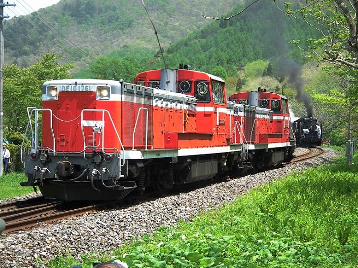 DSCF3495 120521 JR足ヶ瀬駅
